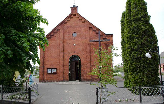 Kościół pw. Matki Bożej Szkaplerznej w Stróżewie