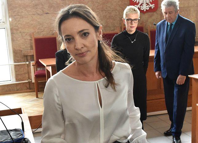 Prezes SO w Krakowie sędzia Dagmara Pawełczyk-Woicka