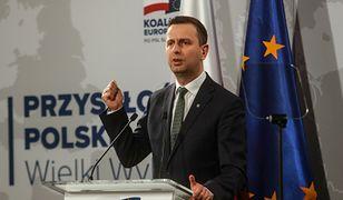 Lider PSL Władysław Kosiniak Kamysz.