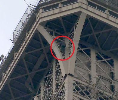 Ewakuacja wieży Eiffla w Paryżu. Doszło do incydentu