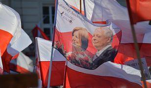 Rada Warszawy opowiedziała sie za zmianą nazwy ulicy Lecha Kaczyńskiego