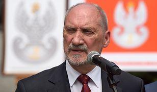 Macierewicz objął niedawno funkcję szefa podkomisji smoleńskiej
