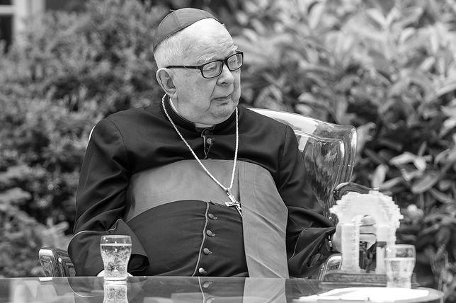 Kard. Henryk Gulbinowicz zmarł w wieku 97 lat