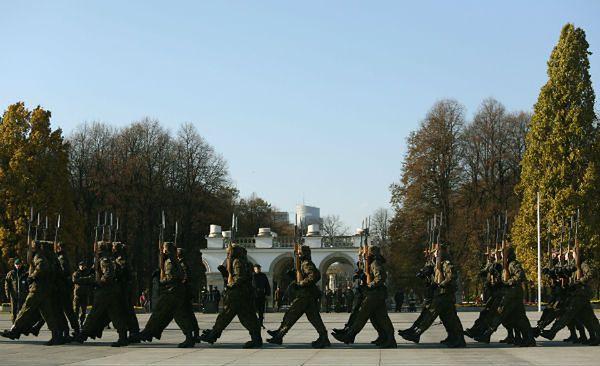Utrudnienia w ruchu w Warszawie w czasie Święta Niepodległości