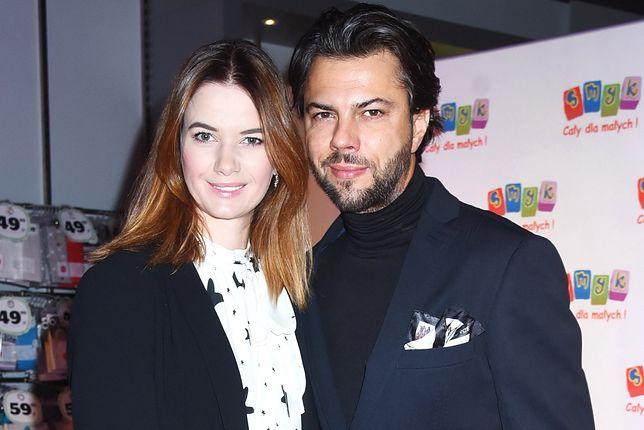 Karolina Malinowska i Olivier Janiak nie ukrywają swoich pociech przed światem