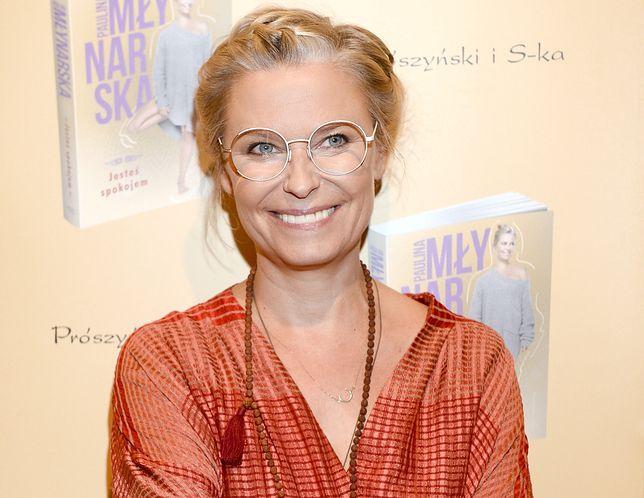 Paulina Młynarska opowiedziała o swojej mastektomii.