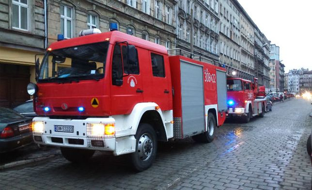 Pożar w Niepołomicach opanowany