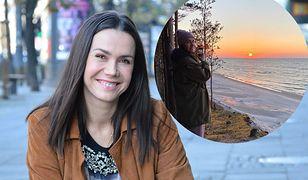 Olga Bołądź pokazała fanom niesamowite zdjęcie polskiej panoramy. Zapewnia, że nie użyła żadnego filtra