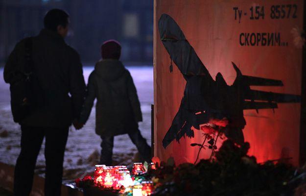 Mieszkańcy Symferopola oddają hołd ofiarom katastrofy tupolewa w Soczi