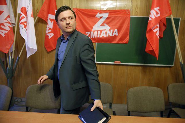 Prokuratura: Mateusz Piskorski szpiegował na rzecz Rosji i Chin