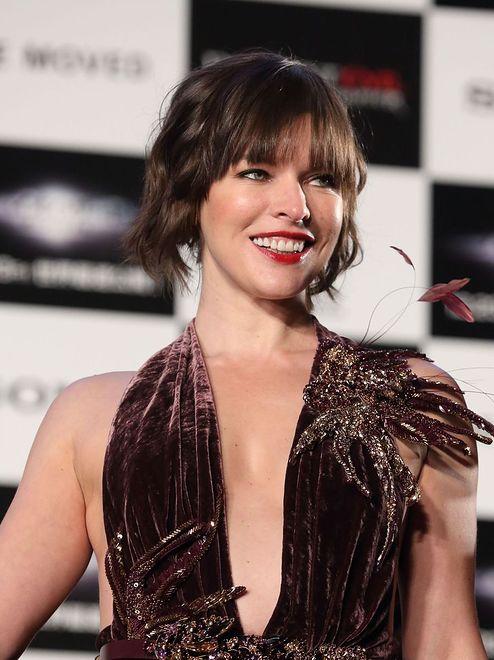Aktorka zabrała córkę na premierę filmu