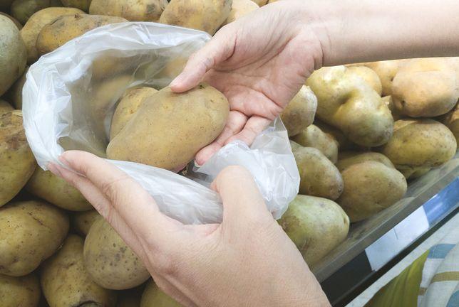 Ziemniaków nie należy przechowywać w lodówce
