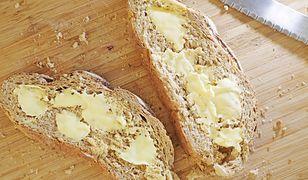 Domowy chlebek pszenny bez zakwasu