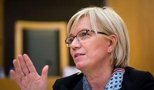 Prezes TK Julia Przyłębska liczy na to, że I prezes TK Małgorzata Gersdorf się zreflektuje