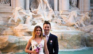 Fontanna di Trevi to zaręczynowy klasyk