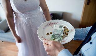 Kwestia finansowa również była ważna przy decyzji, kogo panna młoda zaprosi na wesele