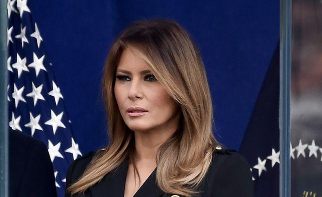 Melania Trump w ogniu krytyki