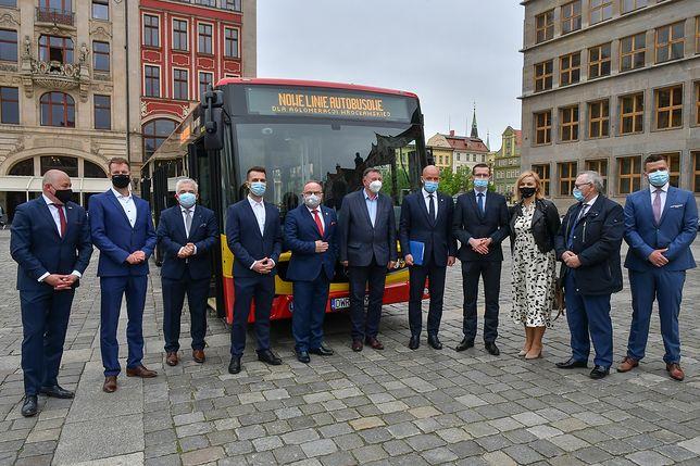 Wrocław. 10 nowych linii autobusowych. Zyskają mieszkańcy aglomeracji