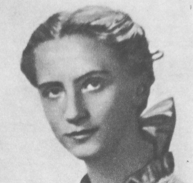 """Zmarła Elżbieta Dziębowska """"Dewajtis"""". Brała udział w zamachu na Kutscherę"""