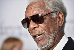 """Morgan Freeman w roli głównej w """"The Manuscript"""". Zagra więźnia, który ukradł miliony"""