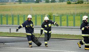 Autostrada A1 zablokowana. Trwają na niej ćwiczenia