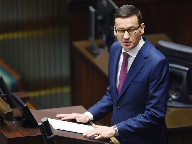 We wtorek premier Mateusz Morawiecki wygłosi expose