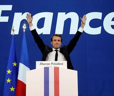 Francuzi wybrali ewolucję. Emmanuel Macron to szansa i wyzwanie dla Polski