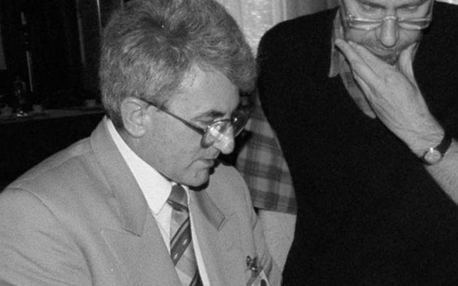 Zmarł Feliks Dela, pierwszy komendant główny PSP