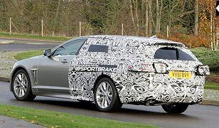 Jaguar XF w wersji kombi?