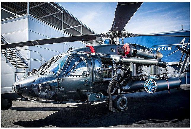 Black Hawki dla policji