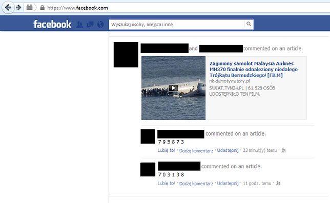 """""""Malezyjski Boeing odnaleziony!"""""""