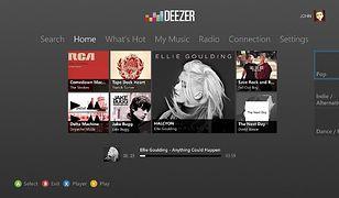 Deezer trafił do konsoli Xbox