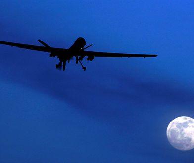 Human Rights Watch chce zbanować drony bojowe