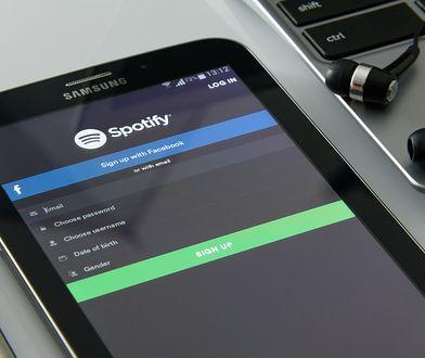 Promocja dla nowych użytkowników Spotify