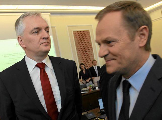 Gowin o Tusku: mamy niewyrównane rachunki