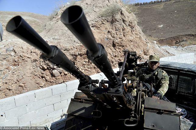 Niemiecka prasa o ewentualnej interwencji militarnej w Syrii