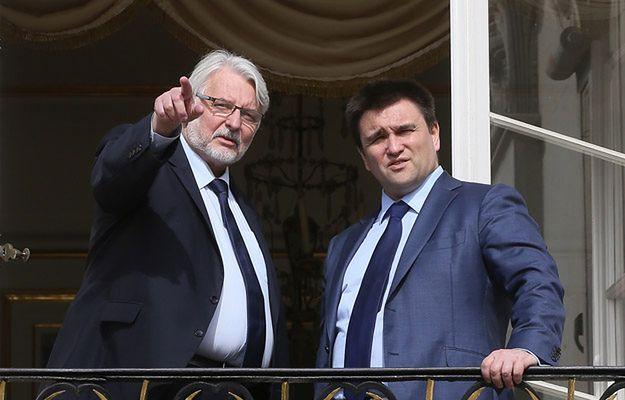 Witold Waszczykowski: wzywamy Rosję do powrotu do współpracy z Ukrainą