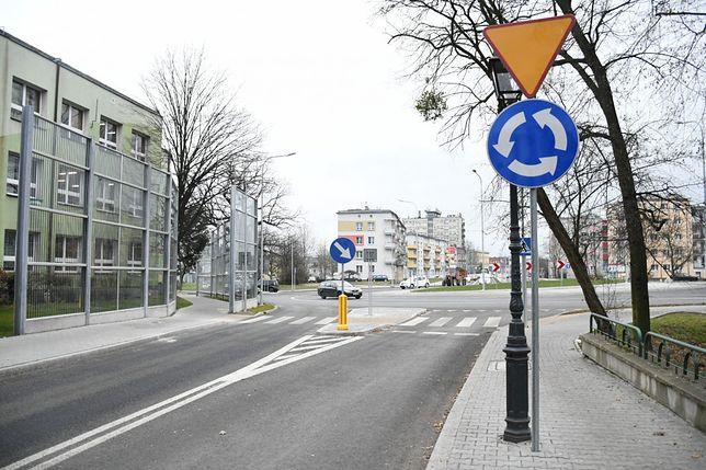 Rondo w Raciborzu zostało oddane do użytku.