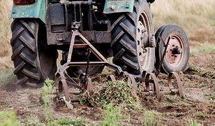 Pijany rolnik próbował zaorać asfalt traktorem, pijany woźnica spał w wozie na środku jezdni