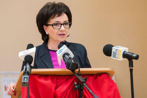 Elżbieta Witek o fali hejtu: nie można być bezkarnym w sieci