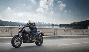 Harley-Davidson Street Rod - galeria zdjęć