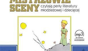 Mały książę, książka audio