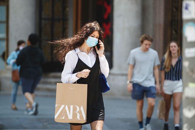 Zara i Bershka. Nowa strategia Grupy Inditex