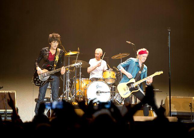 Gitarzysta The Rolling Stones będzie miał bliźniaki