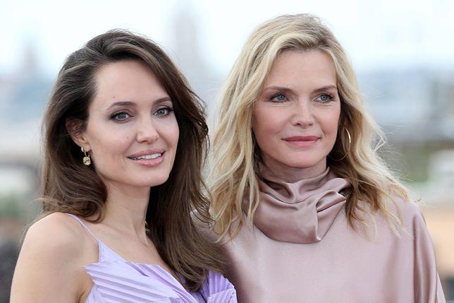 Angelina Jolie i Michelle Pfeiffer razem? Tabloidy tropią sensację