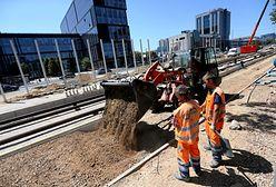 Trwające remonty dróg w Warszawie. Kierowcy odetchną dopiero po wakacjach