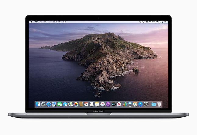 Psująca krew Catalina, ale jaka ładna! fot. Apple