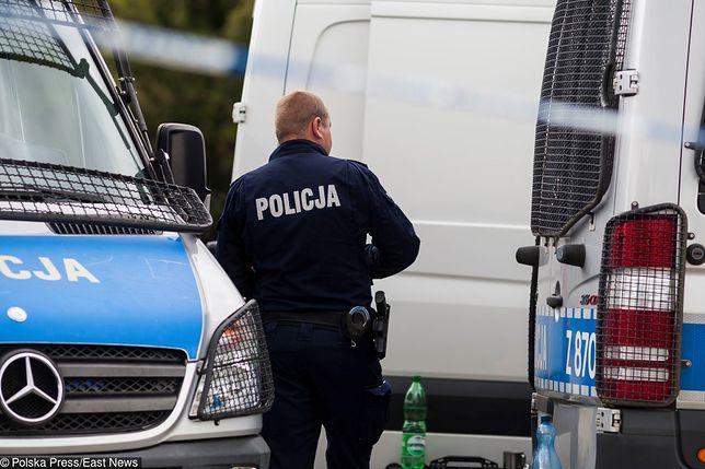 Grodzisk Mazowiecki. Dawid Żukowski jest poszukiwany przez policję już drugą dobę