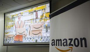 Amazon potrzebuje dodatkowych pracowników.