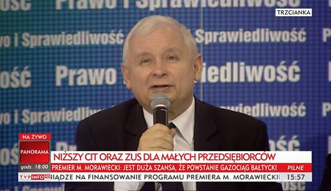 Mieszkańcy Trzcianki usłyszeli od prezesa PiS wiele obietnic